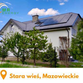 Stara wieś, Mazowieckie
