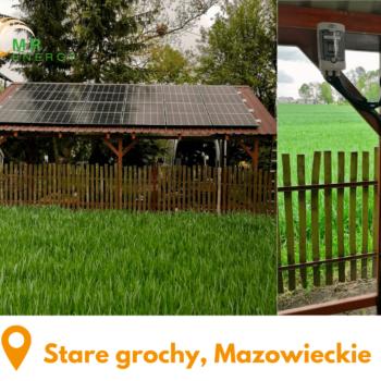 Stare grochy, Mazowieckie