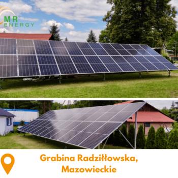 Grabina Radziłłowska, Mazowieckie