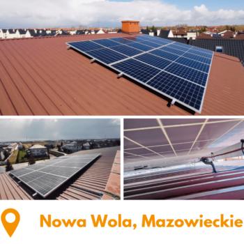 Nowa Wola, Mazowieckie
