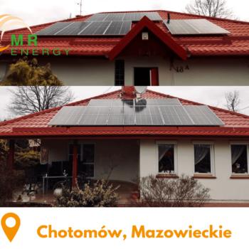 Chotomów, Mazowieckie