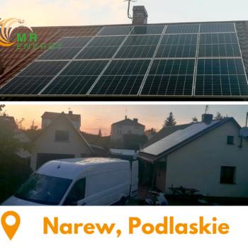 Narew, Podlaskie