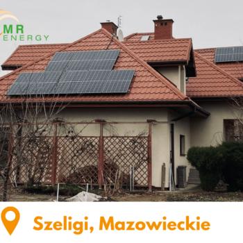 Szeligi, Mazowieckie